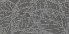Antonella grafit inserto - obkládačka inzerto 30x60 šedá