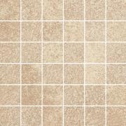 Flash beige mozaika cieta mat - dlaždice mozaika 29,8x29,8 béžová matná