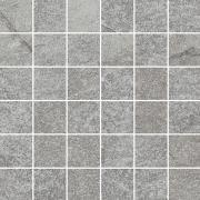 Flash grys mozaika cieta mat - dlaždice mozaika 29,8x29,8 šedá matná