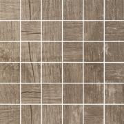 Trophy brown mozaika cieta - dlaždice mozaika 29,8x29,8 hnědá