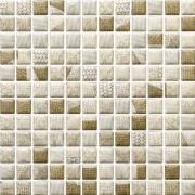 Attiya beige mozaika prasowana - obkládačka mozaika 29,8x29,8 béžová