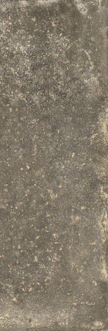 Trakt umbra mat - dlaždice rektifikovaná 37,5x75 hnědá matná