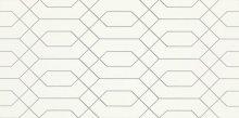 Taiga ivory inserto - obkládačka inzerto 29,5x59,5 bílá