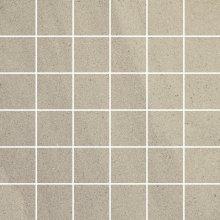 Rockstone grys mozaika cieta poler - dlaždice mozaika 29,8x29,8 šedá lesklá