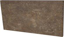 Ilario brown plytka podstopnicowa - dlaždice podschodnice 30x14,8 hnědá