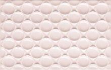 Martynika praline struktura - obkládačka 25x40 růžová