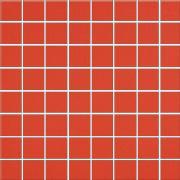 Inwencja red mosaic - obkládačka mozaika 20x20 červená