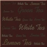 Aplauz brown inserto tea - obkládačka inzerto 10x10