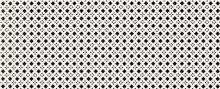 Black and White pattern D - obkládačka 20x50