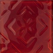 Cuban Cube red - obkládačka inzerto 20x20