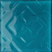 Cuban Cube blue - obkládačka inzerto 20x20