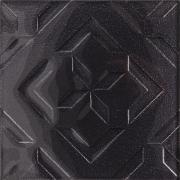 Cuban Cube graphite - obkládačka inzerto 20x20