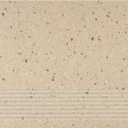 Hyperion H4 beige steptread - schodovka 29,7x29,7 béžová matná