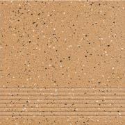 Hyperion H2 yellow steptread - schodovka 29,7x29,7 žlutá matná