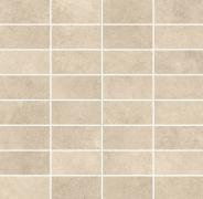 Early Pastels beige mosaic - dlaždice moziaka 29x29,5 béžová