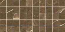 Arkos brown mosaic - dlaždice mozaika 22,2x44,6 hnědá