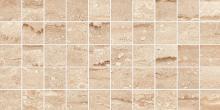 Daino beige mosaic - dlaždice mozaika 22,2x44,6 béžová