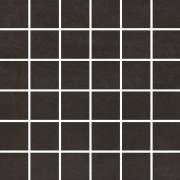 Concrete Flower Brown Mosaic - dlaždice mozaika 29,7x29,7 hnědá