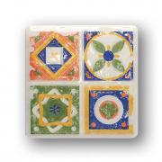 D-Majolika Quartet 1 - obkládačka inzerto 11,5x11,5