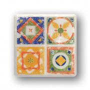 D-Majolika Quartet 2 - obkládačka inzerto 11,5x11,5