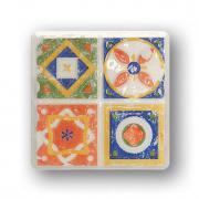 D-Majolika Quartet 3 - obkládačka inzerto 11,5x11,5