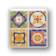 D-Majolika Quartet 4 - obkládačka inzerto 11,5x11,5