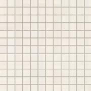 Ashen 2 - obkládačka mozaika 30x30 bílá