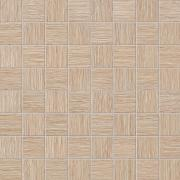 Biloba Beige - obkládačka mozaika 30,8x30,8 béžová