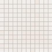 MSK-Coll White - obkládačka mozaika 29,8x29,8 bílá