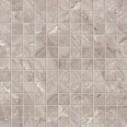 MSK-Obsydian Grey - obkládačka mozaika 29,8x29,8 šedá