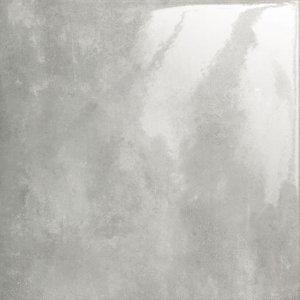 Epoxy graphite 1 pol - dlaždice rektifikovaná 79,8x79,8 šedá lesklá