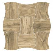 MS-Royal Place wood - obkládačka mozaika 29,3x29,3 hnědá