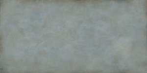 Patina Plate blue mat - dlaždice rektifikovaná 119,8x239,8 modrá matná