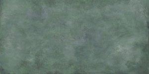 Patina Plate green mat - dlaždice rektifikovaná 119,8x239,8 zelená matná