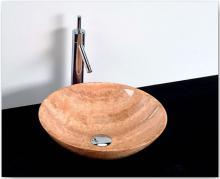 Umyvadlo - kamenina - 40x12 cm, leštěná strata