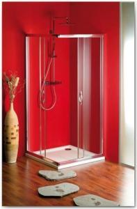 Sigma - sprchové kouty čtvercové
