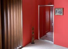 Sprchové dveře Sigma otočné 90 cm, sklo čiré/leštěný profil