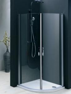 One - sprchové kouty čtvrtkruhové