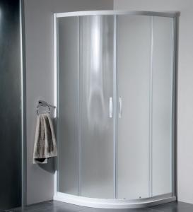 Eterno - sprchové kouty čtvrtkruhové