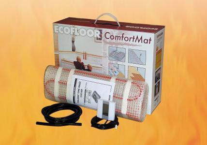 Comfort Mat - sada pro vyhřívání dlažby