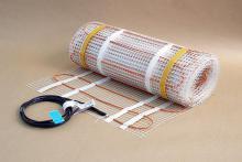 LDTS 160/1,6 - topná rohož se zvýšenou ochranou