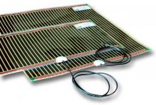 Ecofilm MHF 12 - elektrická topná folie pod zrcadlo, 252x274 mm