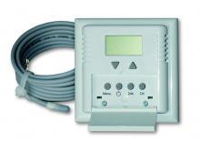 VTM 3000 - programovatelný univerzální  termostat - snímá teplotu prostoru i podlah