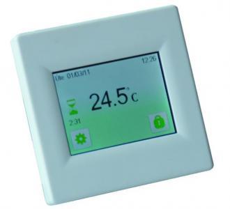 digitální programovatelné termostaty