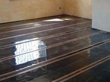 Ecofilm F 1008- 80W/m2 - folie pro podlahové vytápění v NED