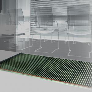 Ecofilm F - folie pro podlahové vytápění