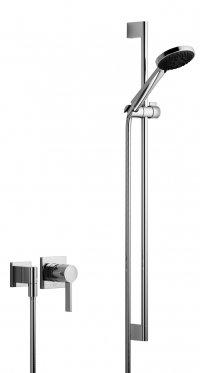 IMO - podomítková sprchová baterie, nadomítková část, s příslušenstvím, rozety