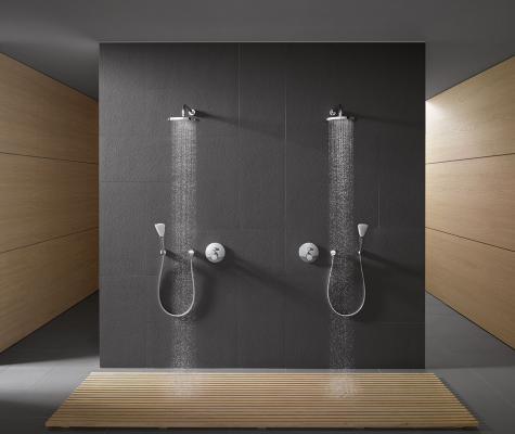 A-QA - boční a hlavové sprchy