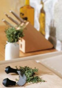 doplňky v kuchyni