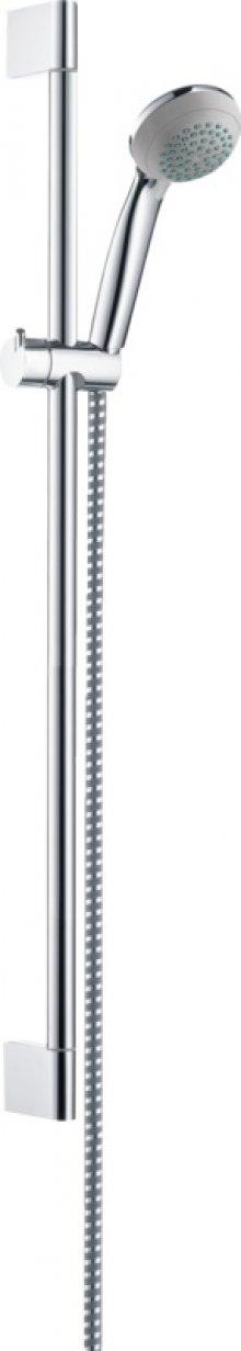 Crometta 85 Sprchová sada Vario se sprchovou tyčí 65 cm